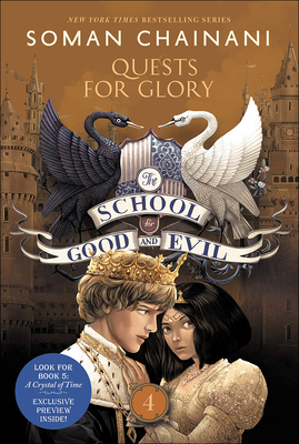 Quests for Glory (School for Good and Evil #4) Cover Image