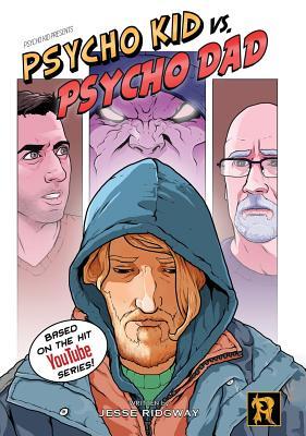Psycho Kid vs. Psycho Dad Cover Image