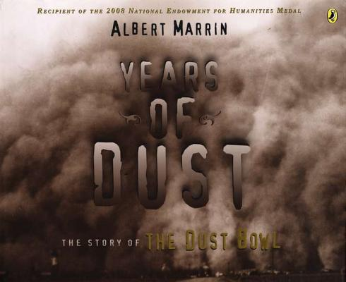 Years of Dust: The Story of the Dust Bowl Cover Image