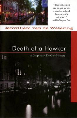 Death of a Hawker Cover Image