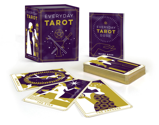 Everyday Tarot Mini Tarot Deck (RP Minis) Cover Image