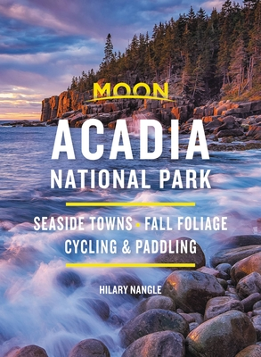 Cover for Moon Acadia National Park