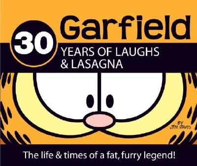 Garfield 30 Years of Laughs & Lasagna Cover