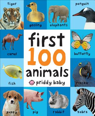 First 100 Animals Cover Image