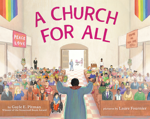 A Church for All Cover Image