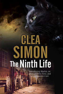 The Ninth Life (Blackie and Care Cat Mystery #1) Cover Image