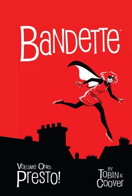 Bandette Volume 1 Cover