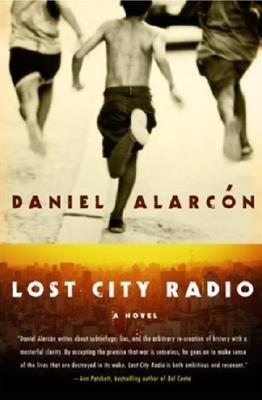 Lost City Radio Cover