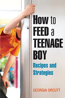 How to Feed a Teenage Boy Cover