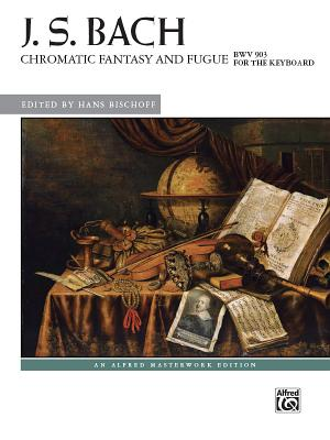 Chromatic Fantasy and Fugue, Bwv 903 Cover Image