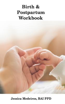 Birth and Postpartum Workbook Cover Image