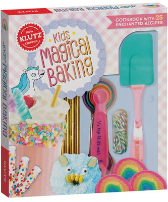 Kids Magical Baking: Cookbook with 25 Enchanted Recipies