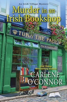 Murder in an Irish Bookshop: A Cozy Irish Murder Mystery (An Irish Village Mystery #7) Cover Image