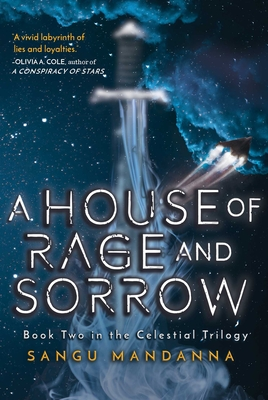Cover for House of Rage and Sorrow