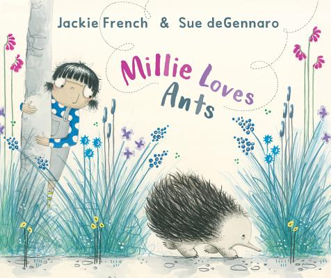 Millie Loves Ants Cover Image