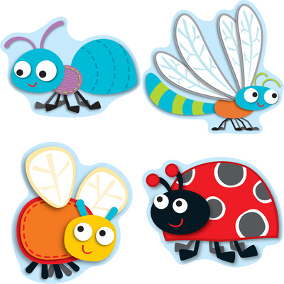Buggy for Bugs Cut-Outs Cover Image
