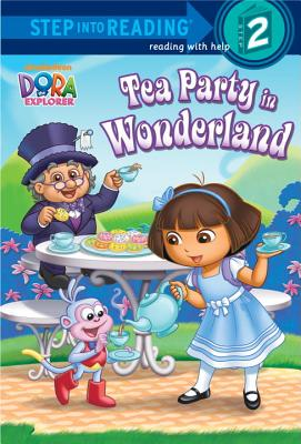 Tea Party in Wonderland Cover