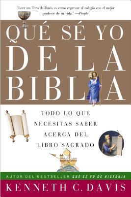 Que Se Yo de La Biblia Cover