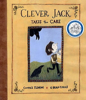 Clever Jack Takes the Cake Cover
