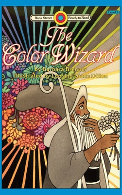The Color Wizard: Level 1 (Bank Street Ready-To-Read) Cover Image