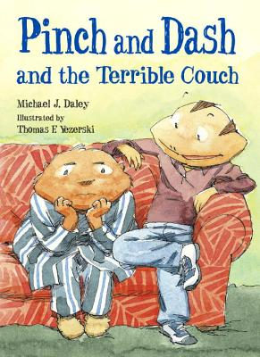 Pinch and Dash and the Terrible Couch Cover