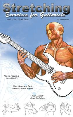 Stretching Exercises for Guitarists Cover Image