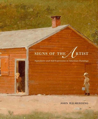 Cover for Signs of the Artist