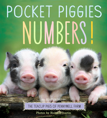 Cover for Pocket Piggies Numbers!