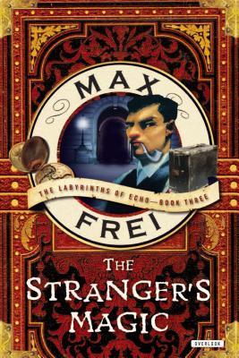 The Stranger's Magic Cover