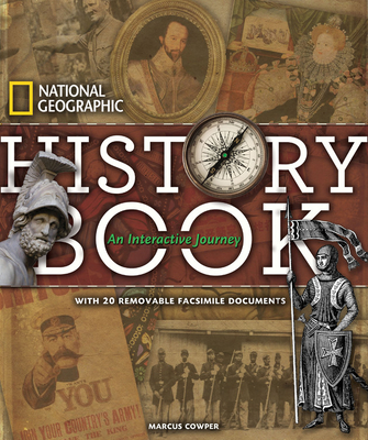 National Geographic History Book: An Interactive Journey Cover Image
