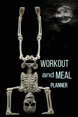 Workout and Meal Planner Cover Image