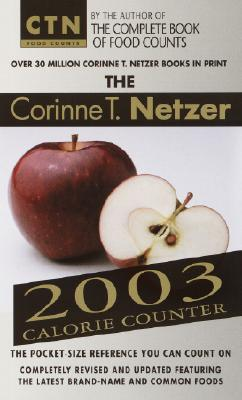 The Corinne T. Netzer 2003 Calorie Counter Cover