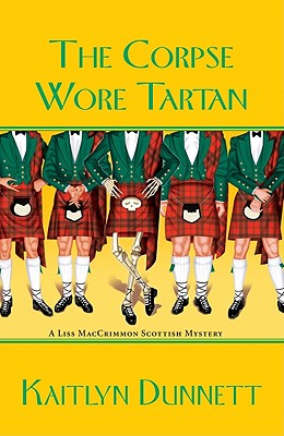 The Corpse Wore Tartan Cover
