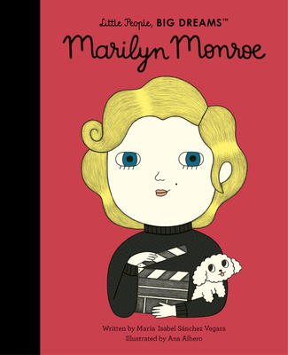Marilyn Monroe (Little People, BIG DREAMS) Cover Image