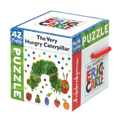 The World of Eric Carle(TM) The Very Hungry Caterpillar(TM) Cube Puzzle (42 pc) Cover Image