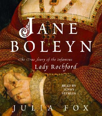 Jane Boleyn Cover