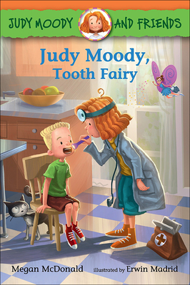 Judy Moody, Tooth Fairy (Judy Moody and Friends) Cover Image