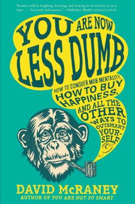 You Are Now Less Dumb Cover