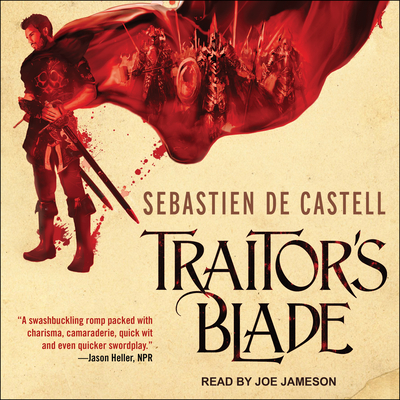 Traitor's Blade (Greatcoats #1) Cover Image