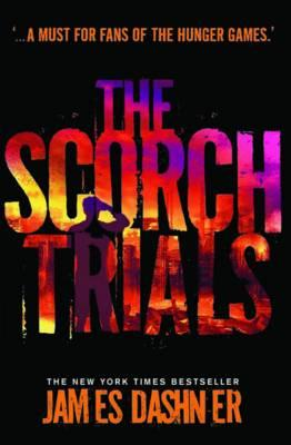 Scorch Trials Cover Image