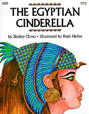 The Egyptian Cinderella Cover