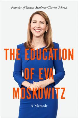 The Education of Eva Moskowitz: A Memoir Cover Image