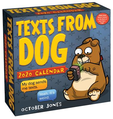Texts from Dog 2020 Day-to-Day Calendar Cover Image