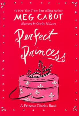 Perfect Princess: A Princess Diaries Book Cover Image