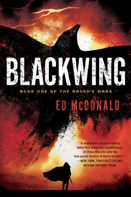 Blackwing (Ravens' Mark #1) Cover Image