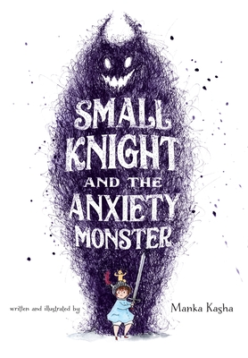 Cover for Small Knight and the Anxiety Monster