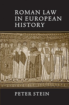 Roman Law in European History Cover Image
