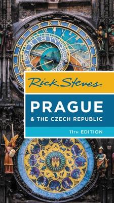 Rick Steves Prague & The Czech Republic Cover Image