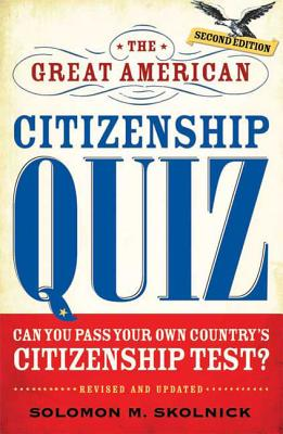 The Great American Citizenship Quiz Cover
