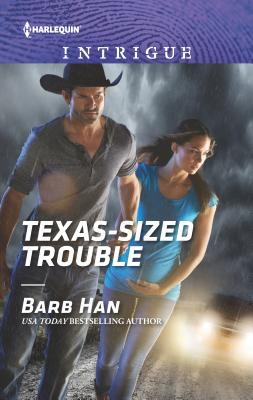 Texas-Sized Trouble Cover